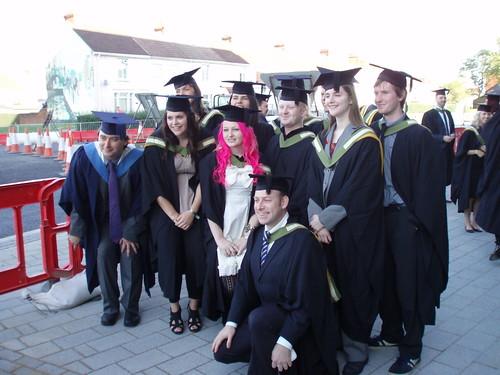 Graduation 9
