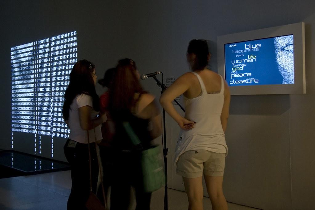 FILE Porto Alegre 2011   Exposiçăo/Exhibition
