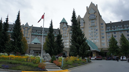 惠斯勒城堡飯店 (The Fairmont Chateau Whistler)