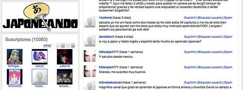 Japoneando YouTube