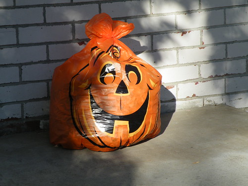 Halloween Trash