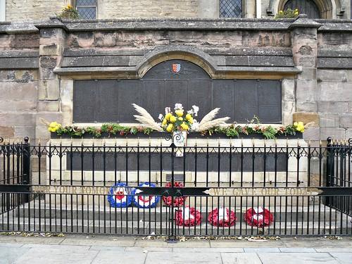War Memorial Stamford