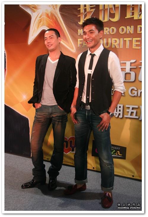 谢天华 Michael Tse vs 陈展鹏 Ruco Chan