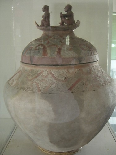 Manunggul Jar Replica photo by James Betia