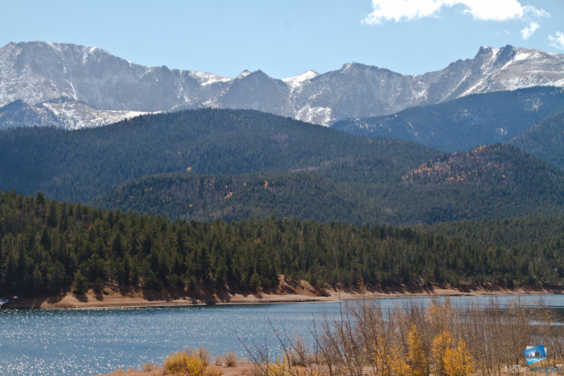 Crystal Reservoir @ Pike's Peak