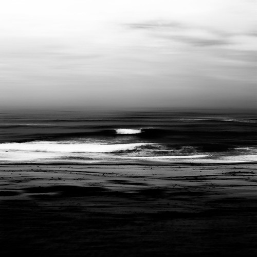 where  are the waves formed ? by steric