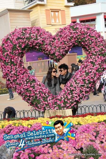 Awal Ashaari & Scha Alyahya Everland