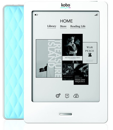 how to put mobi files on kobo touch edition