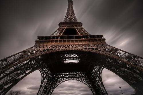 Eiffel Tower by Nick Nieto - www.NickNieto.com - All Rights Reserved