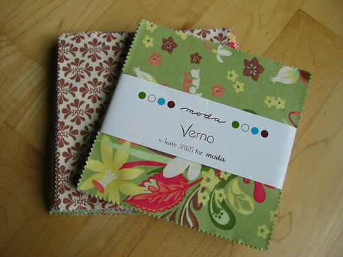 Verna charm packs