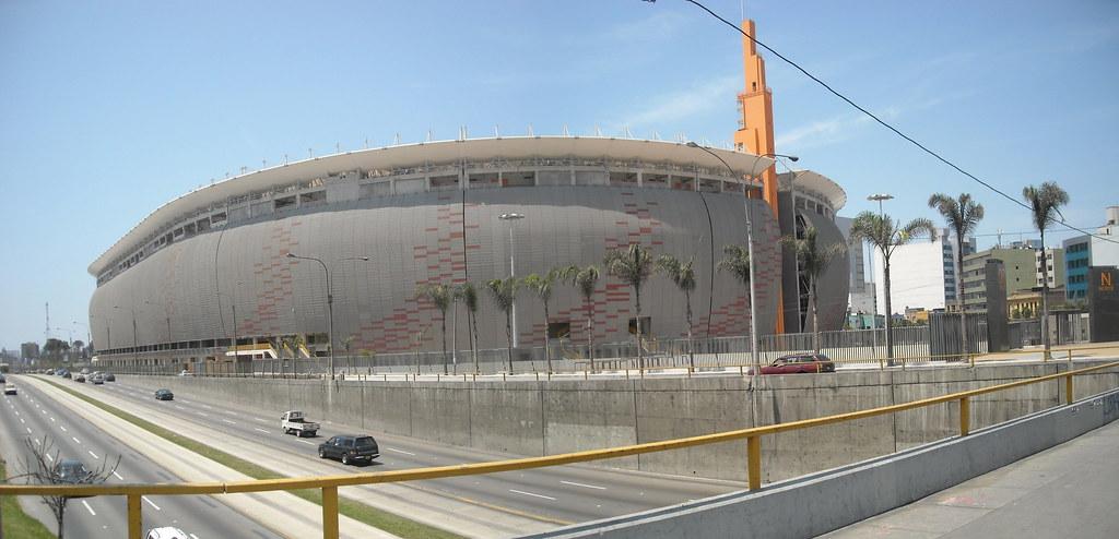 Estadio Nacional del Perú