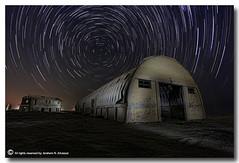 Startrails (ibrahem N. ALNassar) Tags: colors canon eos mark n ii 5d kuwait usm ef 1740mm f4 startrails q8     alnassar my  ibrahem