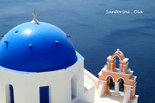 Oia - Santorini, Greece by どこでもいっしょ