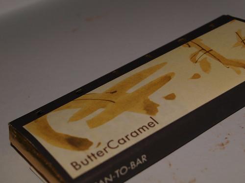 Zotter Butter Caramel Bar