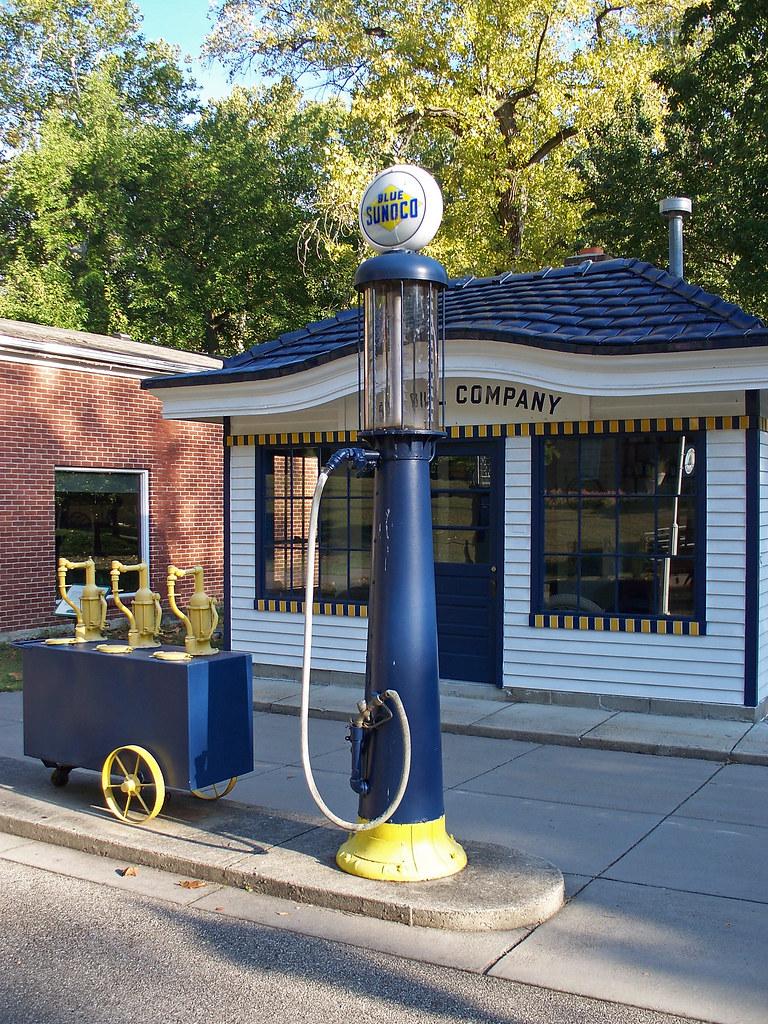 OH Dayton - Sunoco Pump
