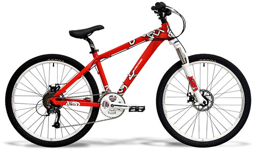 Polygon MTB Cozmic DX 2.0 Seri 2012