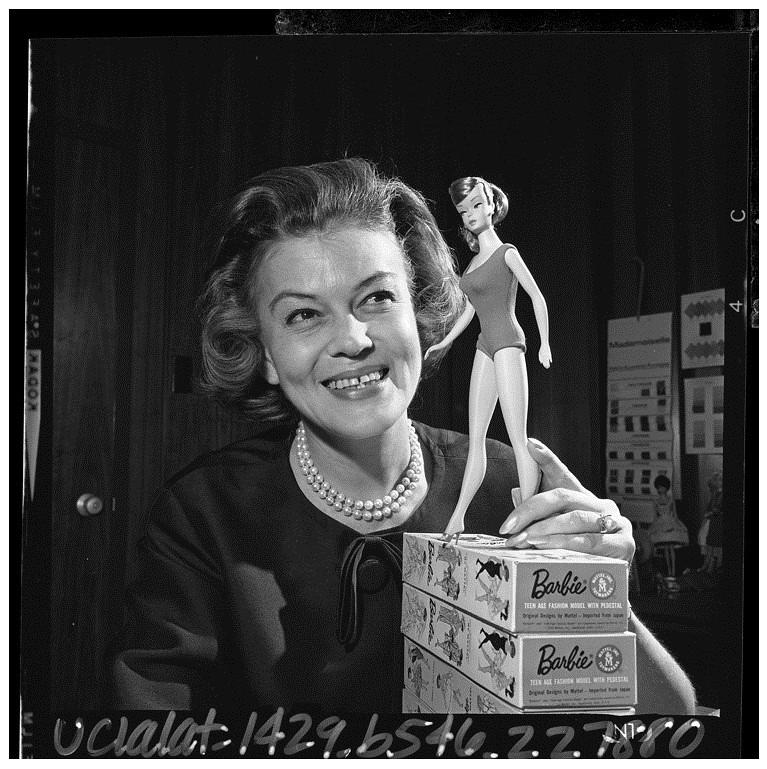 4 Charlotte Johnson 1965