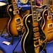 Pair of Bigsby equipped Les Pauls