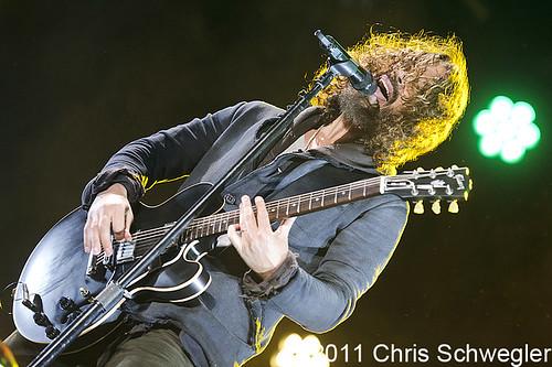 Soundgarden - 10-28-11 - Voodoo Festival, City Park, New Orleans, LA