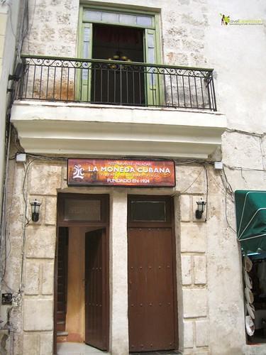 Paladar in Havana Vieja Cuba