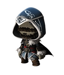 ... LittleBigPlanet Ezio from Assassinu0027s Creed Revelations  sc 1 st  PSP themes & Sack it to Me: Halloween Hangover « PSP news