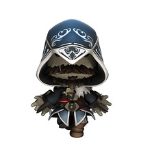 LittleBigPlanet: Ezio from Assassin's Creed Revelations