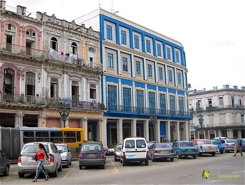 Havana Centro - Central Park - Cuba