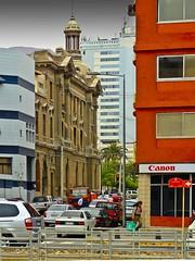 Antofagasta - Edificio Correos de Chile (Victorddt) Tags: chile edificio postoffice sonycybershot correos antofagasta iiregión dsch55