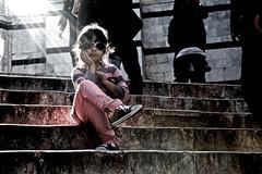 A. (Libano*) Tags: portrait color fashion colore child siena libano ritratto avin bambina