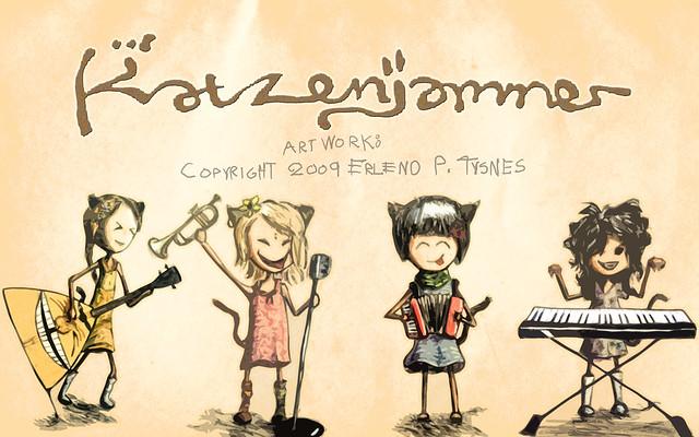 Katzenjammer_Katz_Wallpaper_by_Typaer
