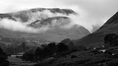 Newlands Valley (richwat2011) Tags: mist landscape blackwhite nationalpark nikon view lakedistrict valley cumbria d200 newlands manfrottotripod