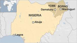 A series of bombing and gun attacks in the northern Nigerian cities of Damaturu and Maiduguri has killed over 100 people. The northern region and other areas have been marked in recent years with dramatic incidents of political violence. by Pan-African News Wire File Photos