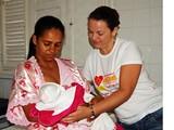 Campanha incentiva aleitamento materno em Itapetim by Portal Itapetim