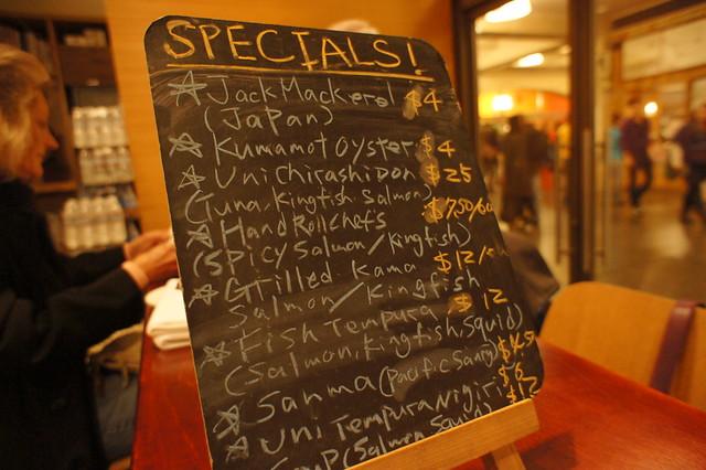 Delica Specials board