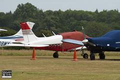 N2273Q - 28-7790389 - Private - Piper PA-28-181 Cherokee Archer II - Panshanger - 110522 - Steven Gray - IMG_6490