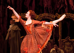Royal Ballet First Artist Claire Calvert on The Sleeping Beauty