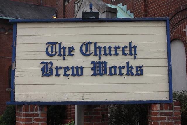 6323036724 12ba2c1f61 z Brewery   The Church Brew Works
