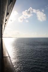 Leaving Bermuda