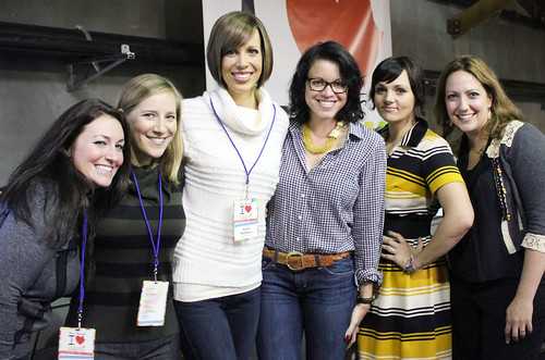 The Foodbuzz Ladies