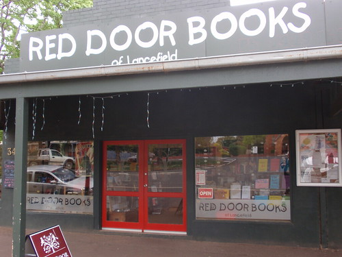 Red Door books