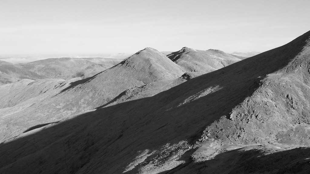 An Stuc and Ben Lawers