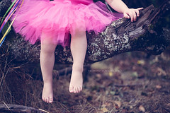 Birthday Balloons | Portland, Oregon Child Photography (KimberlyAnneKnox) Tags: birthday pink girl balloons ballerina toddler toes child country curlyhair tutu