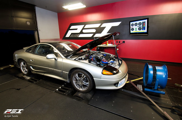Dodge Stealth on the dyno at PSI.jpg