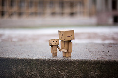 Happy Together (0905ru) Tags: bokeh 0905 danbo danboard ru0905 0905ru