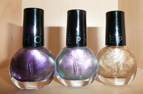sephora polishes