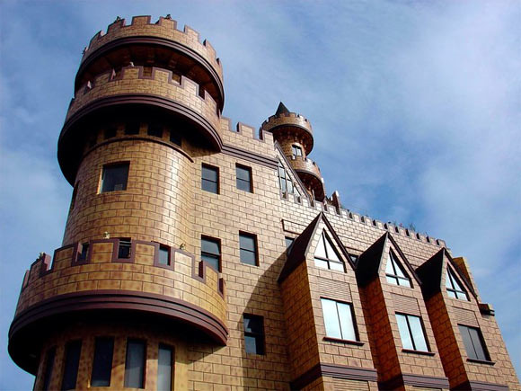 A castle in Quezon City houses a pastry school and store - Chocolate Lover