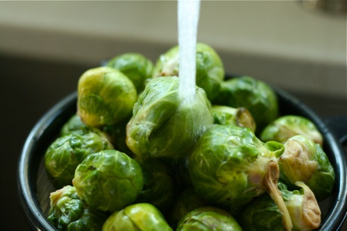 Brussels Sprouts 1 small