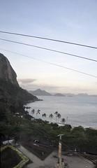 Subimos (vcastelo) Tags: brasil ro janeiro cerro pan pao aucar vistas morro urca subida funicular azcar viajeatacamaevalsoriojaneiro