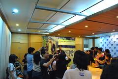 Christian Bautista Blogger Confe9