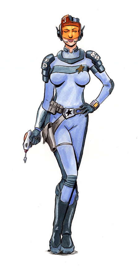 Metropolitan Police: Space Division